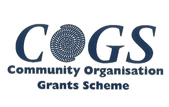Sponsor: Community Organisation Grants Scheme